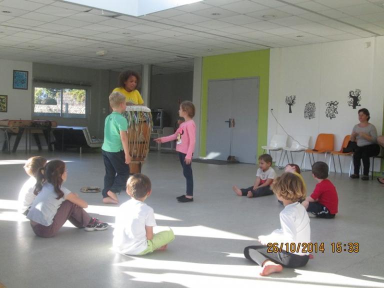 2eme atelier avec les enfants