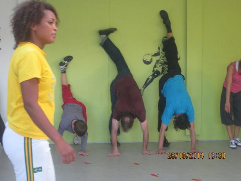 2eme ateliers avec les adultes